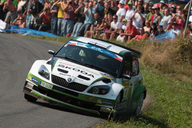 17 pages of Rally Fever from the WRC, USA and ERC