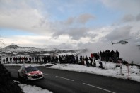 Simulcam Technology will be available at the IRC' Monte Carlo Rally 2011 - Picture by IRC Series.