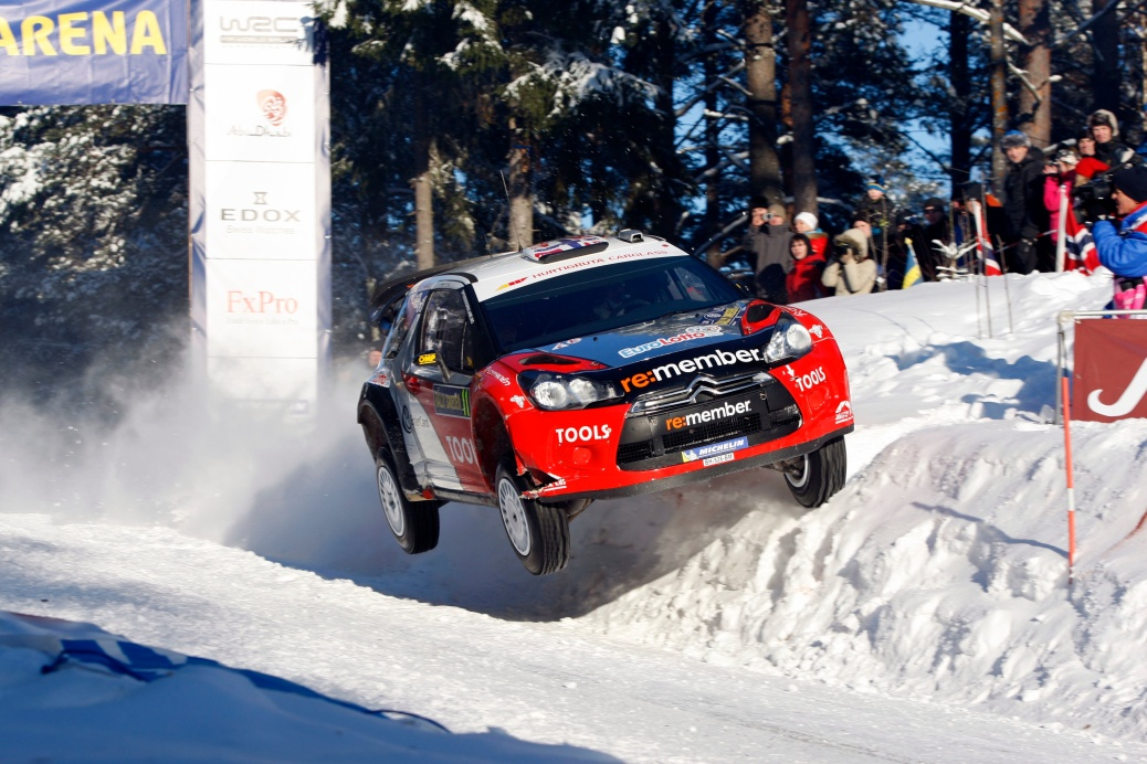 Petter Solberg - Picture by PSWRT.