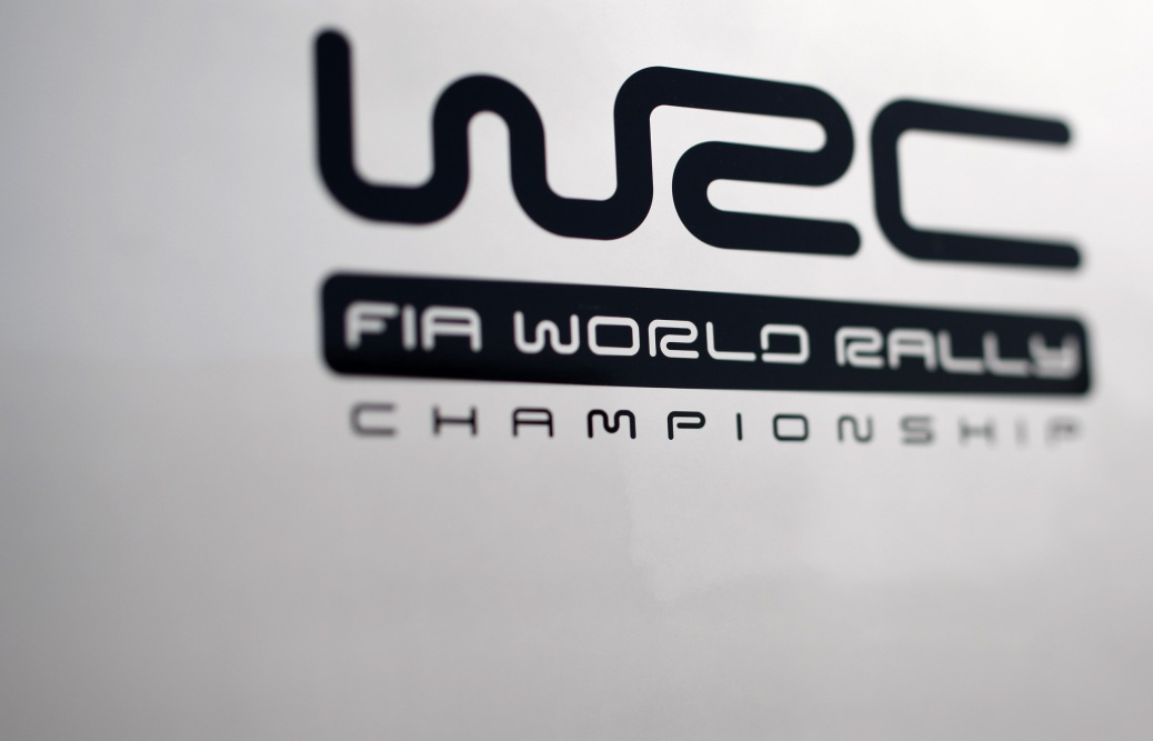 WRC flag