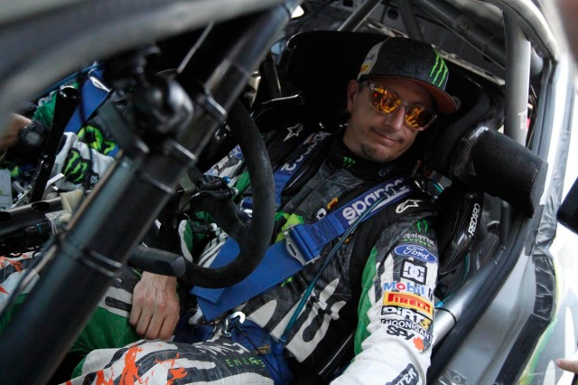 Ken Block/Alex Gelsomino - Picture by Matt Jelonek for Handbrakes & Hairpins.