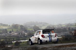 Rallye WRC - Großbritannien