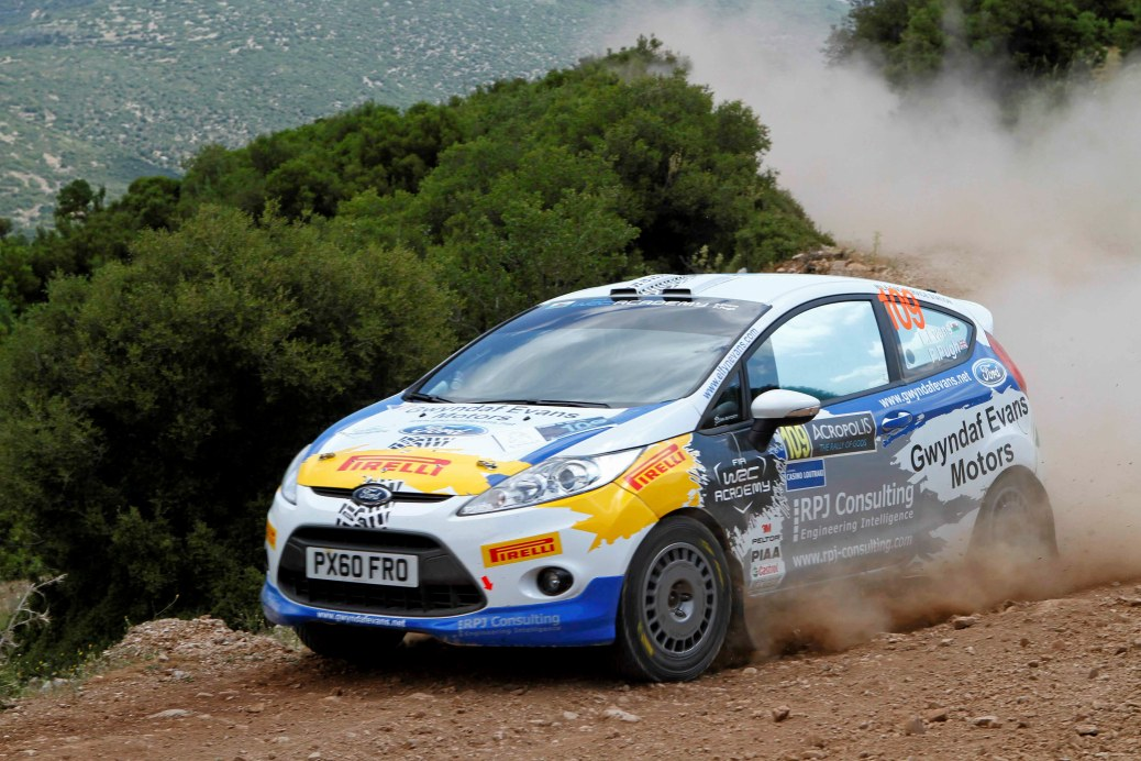 2012 Acropolis Rally