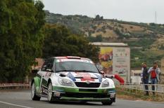 IRC Targa Florio-Rally Internazionale Di Sicilia 14-16 June 2012