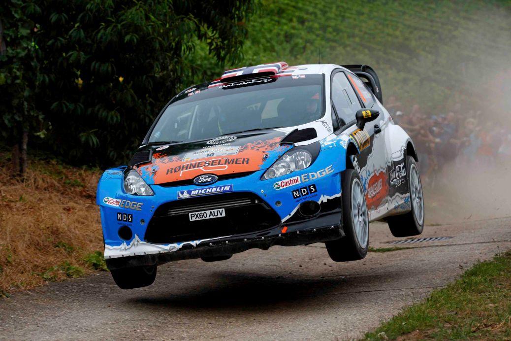 2012 Rallye Deutschland