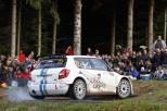 WRC Rallye Frankreich