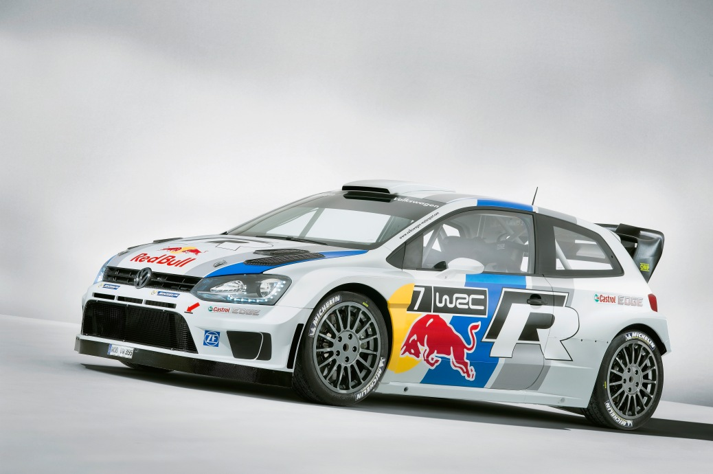 Rally, Vehicle