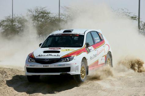 Team Abu Dhabi's Bader Al-Jabri.