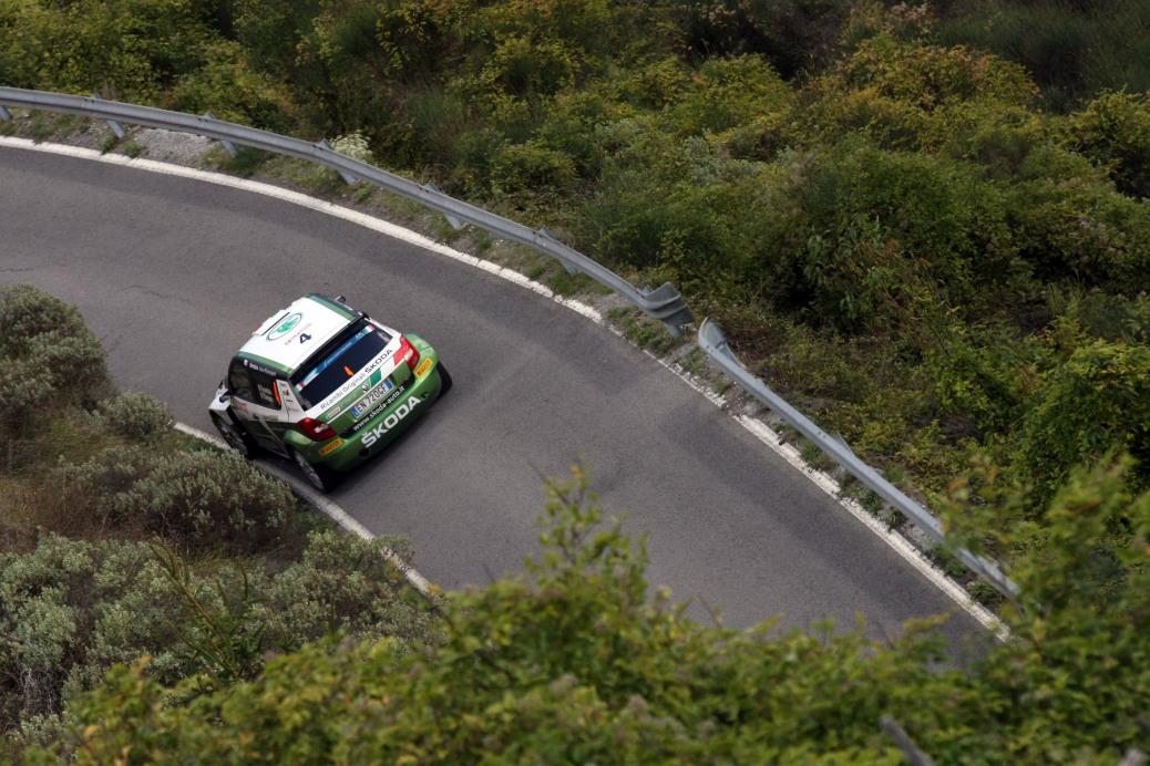 Rally Sanremo, 10-12 10 2013