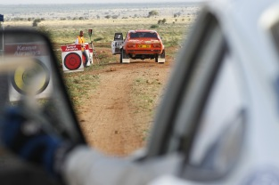East African Safari Classic Rally 2013November 21 - 28, 2013