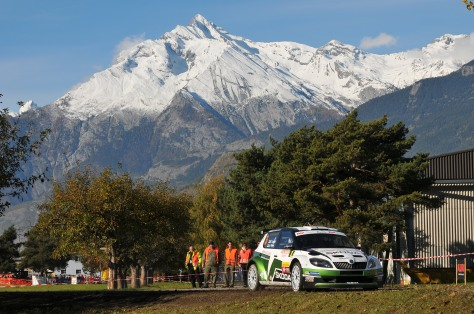 Rally International du Valais, Martigny 07-09 11 2013