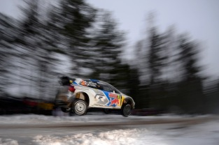 Rally Sweden 2014