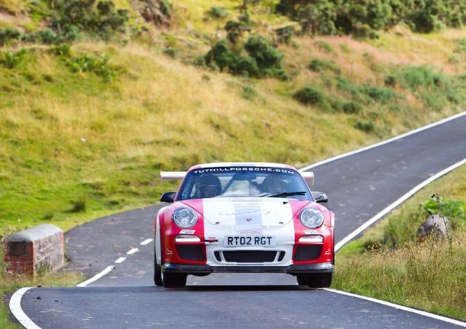 Germany's WRC to echo with the sounds of a Porsche