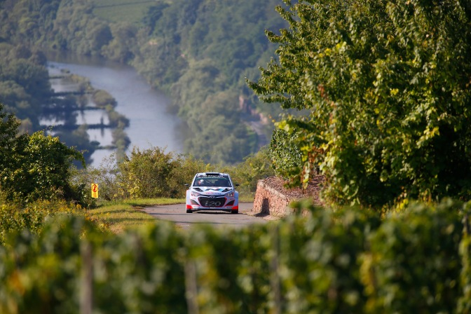 Nine MUST-SEE videos from the WRC's Round Nine