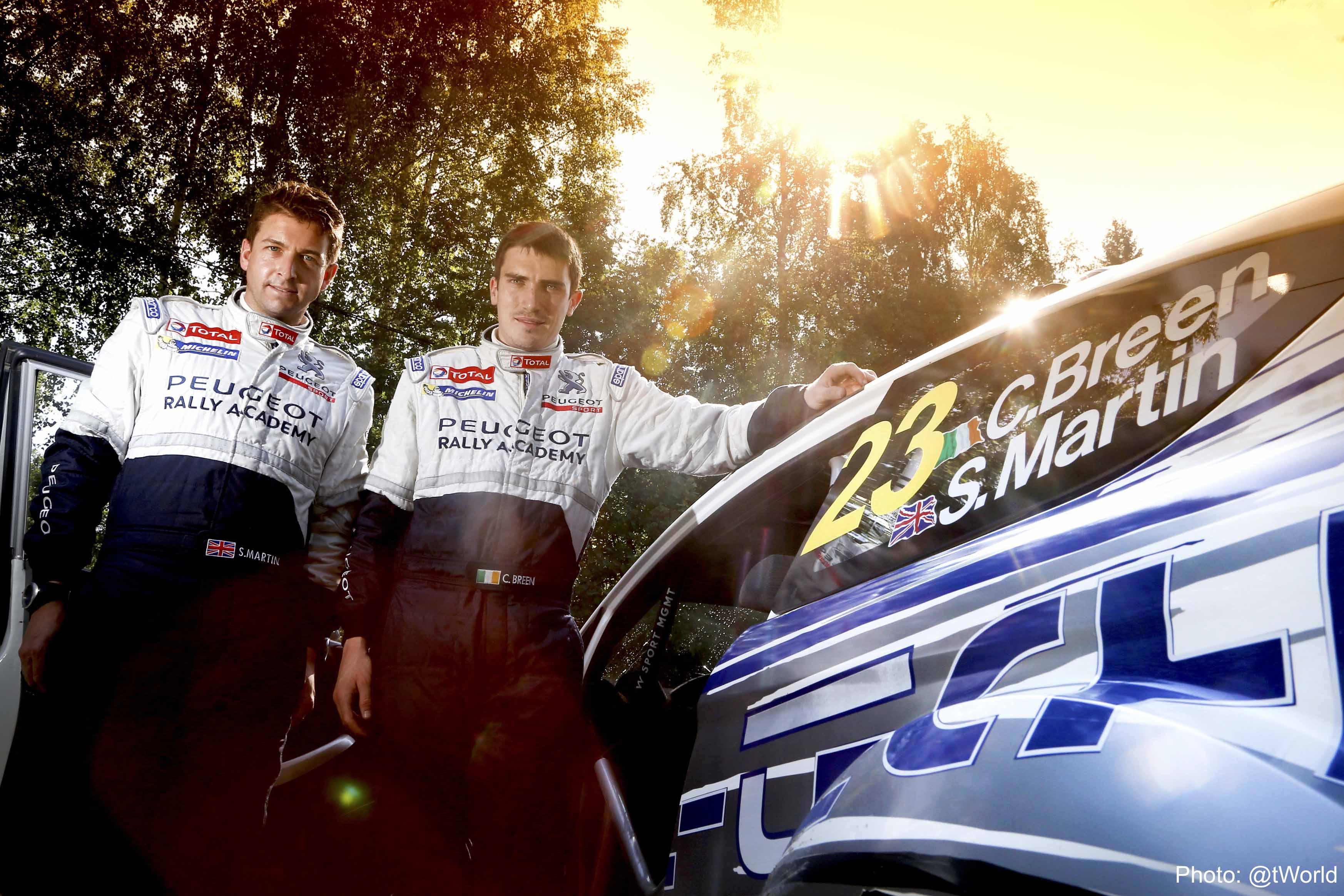FIA WORLD RALLY CHAMPIONSHIP 2014 - FINLAND RALLY