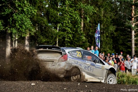 AUTOMOBILE: Rally du Finlande - WRC -31/07/2014