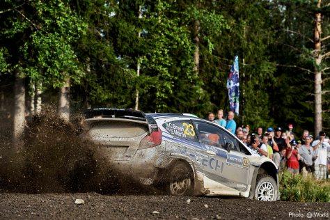AUTOMOBILE: Rally du Finlande - WRC -31/07/2014