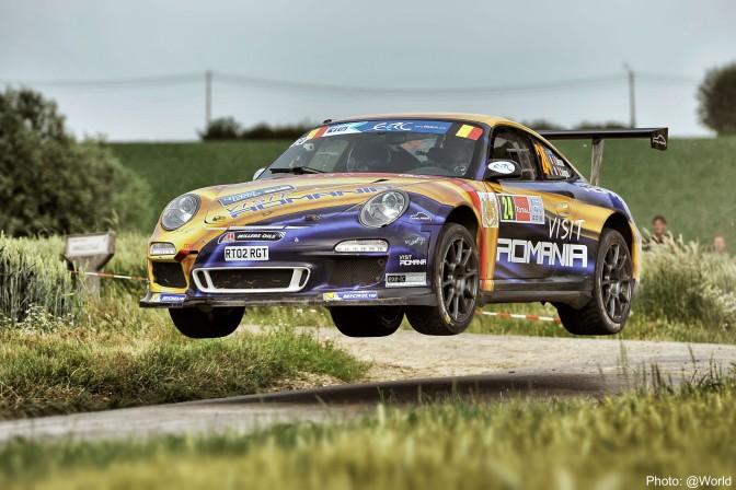 Tuthill Porsche extends R-GT Championship lead in Ypres Rally
