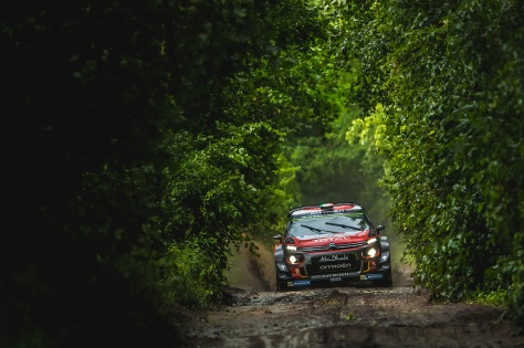FIA WORLD RALLY CHAMPIONSHIP ITALY POLAND